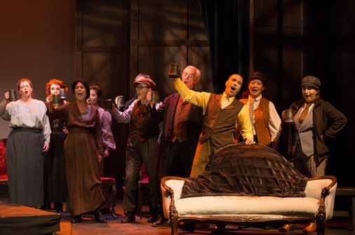 The Tales of Hoffmann, 2019