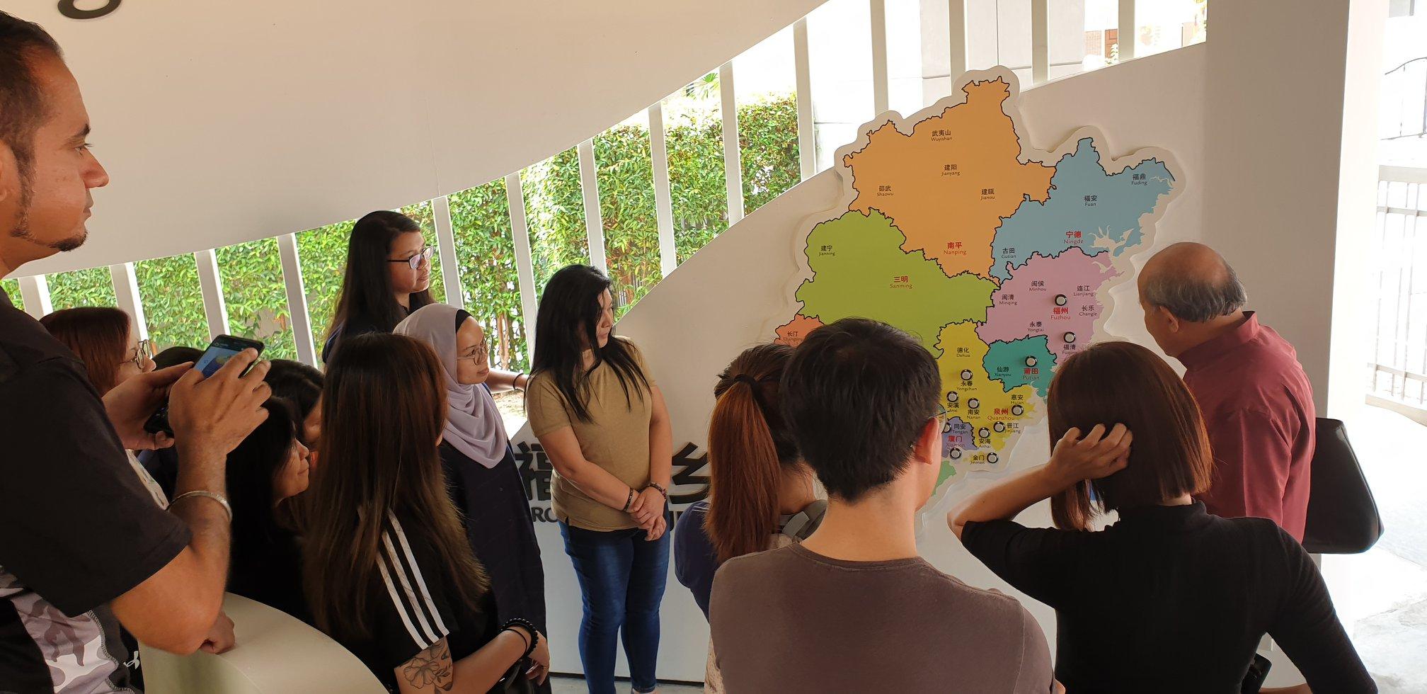 (Hokkien) Minnan Map
