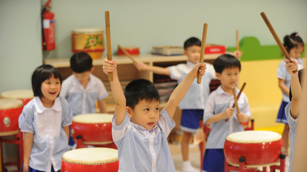 Our little drummers