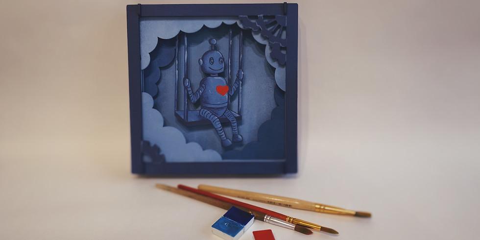 3D- картина