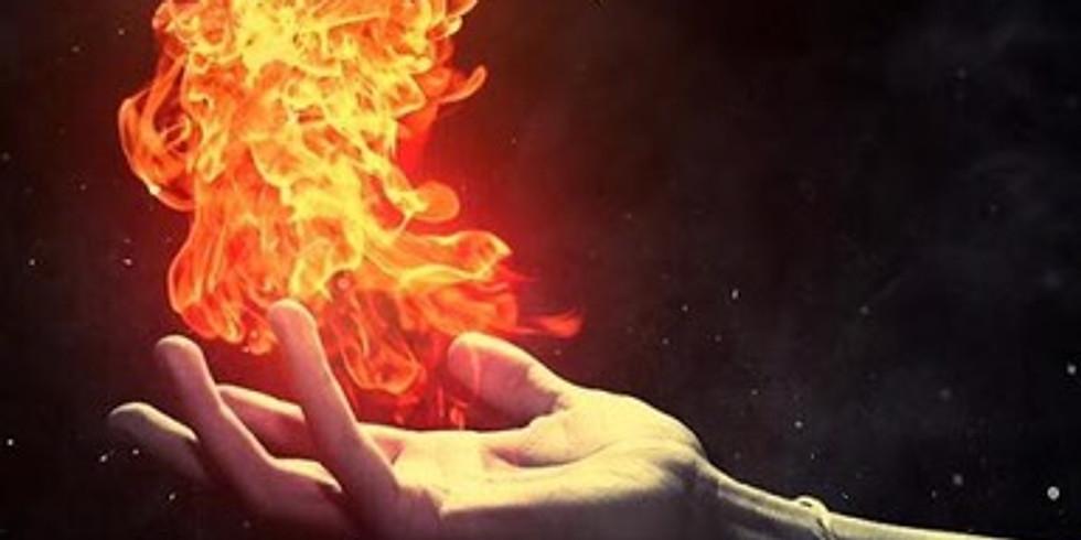 Огненный урок🔥