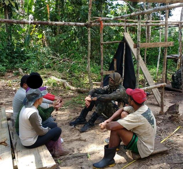 Operações na Amazônia