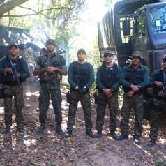 Cooperação com as Forças Auxiliares