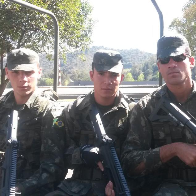 Equipe da AMAN no México