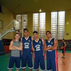 Equipe de Basquete da AMAN