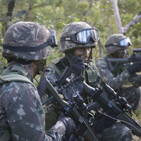 As instruções militares na EsPCEX / AMAN são mesmo tão difíceis?