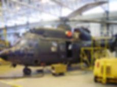Na EsSA o futuro sargento também pode se especializar em mecânica de aeronaves.