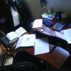 Meu local de estudos