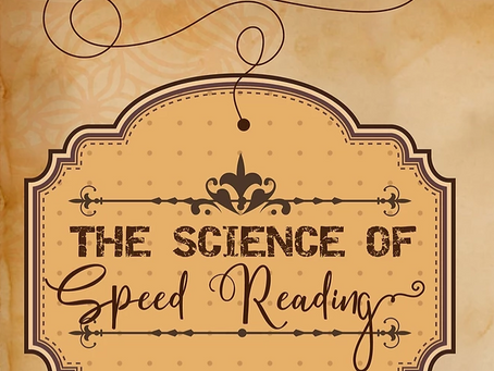 The Science Of Speed Reading | Infographic