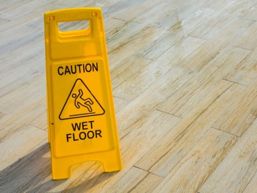 3 Things To Know About Proving Fault In Slip & Fall Accidents