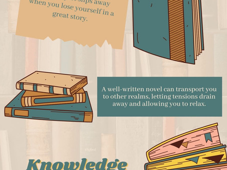 Why You Should Read Books Everyday    Infographic