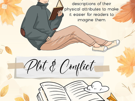 Important Elements of a short story   Infographic