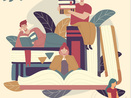 The Joys of a Book Club | Infographic