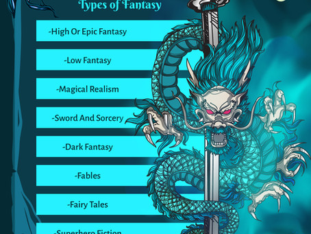 Fantasy Fiction - Facts you should know