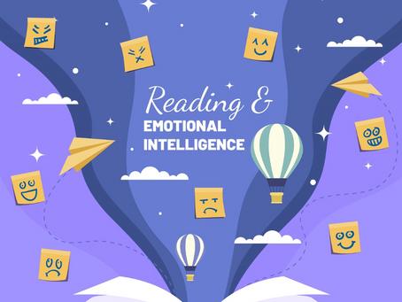 Reading & Emotional Intelligence | Infographic