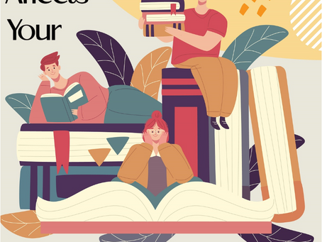 How Reading Books Affects Your Mental Health | Infographic