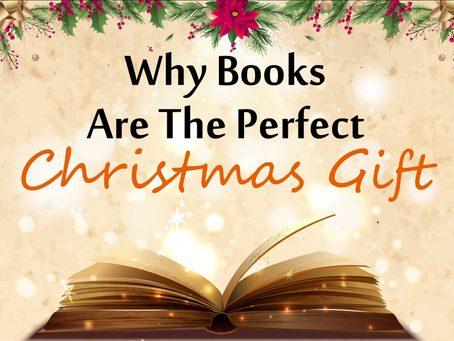 Why Books Are The Perfect Christmas Gift | Infographic