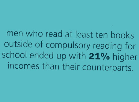 How Reading Helps