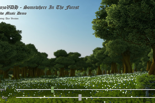 Somewhere In The Forest (Day) - Commercial License