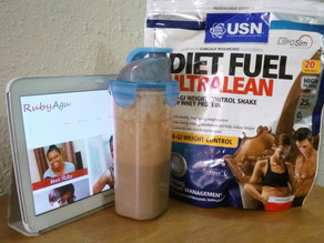 MY PROTEIN AND I