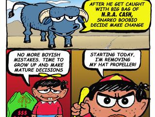 RUBIO'S BIG CHANGE