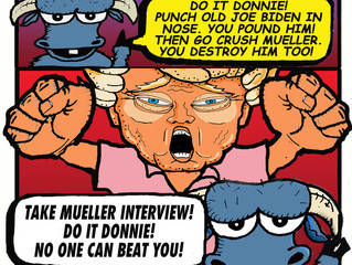 TAKE INTERVIEW, DONNIE, YOU UNBEATABLE!!