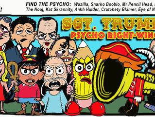 Sgt. Trumpet's Psycho Right-Wing Band