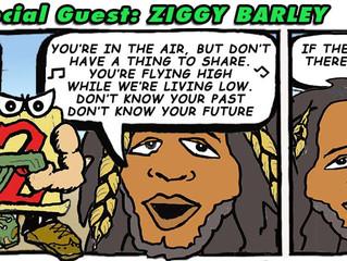 Reggae star Ziggy Barley visits Torito
