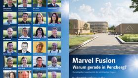 Marvel Fusion - Warum gerade in Penzberg lesen Sie im neuen CSU Bladl