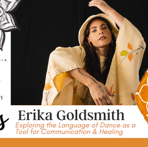 Colour Theory Project - ECHOES Podcast - Interview with Erika Goldsmith - Creative Cycles & Rhythms