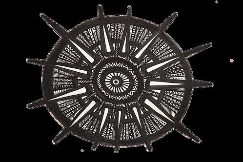 Sun Mandala - A2