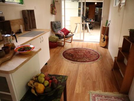 Eco Design | Interior Styling & Decorating | Tiny Houses | NISER Tree House, Sunshine Coast