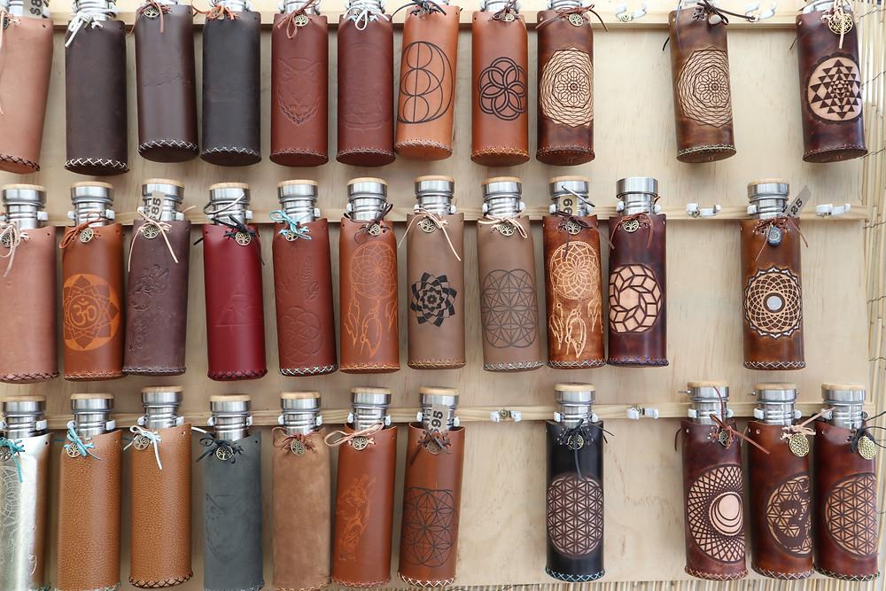 Vesica Reusable Water Bottles