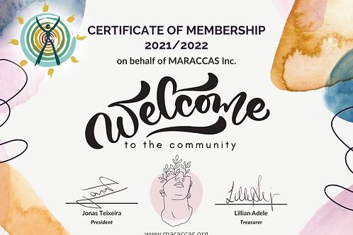 Annual Community Membership