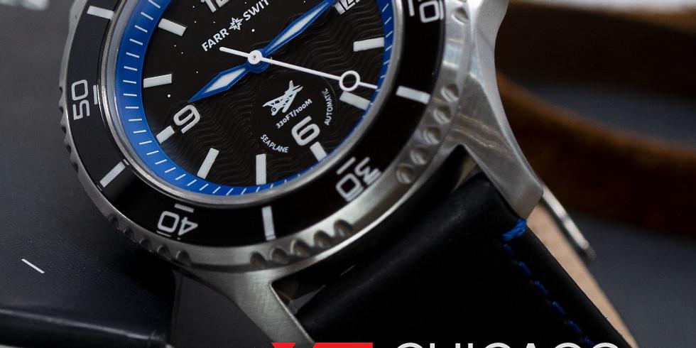 MicroLUX Chicago Watch Fair