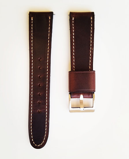 Chromexcel® Horween Leather Strap Quick Release
