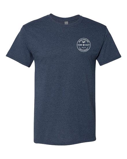 Passport Stamp - Tri Blend T-Shirt