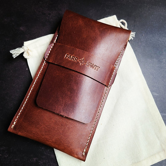 Travel Watch Pouch (Farr and Swit X Moondog Co.)