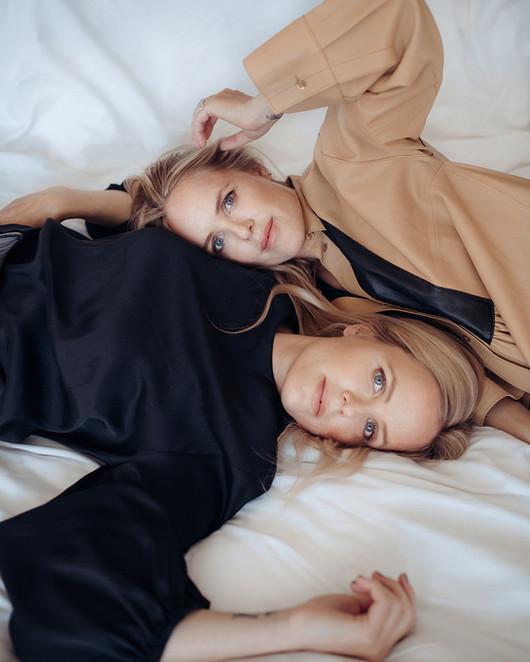 Joanna & Tilda/ mama