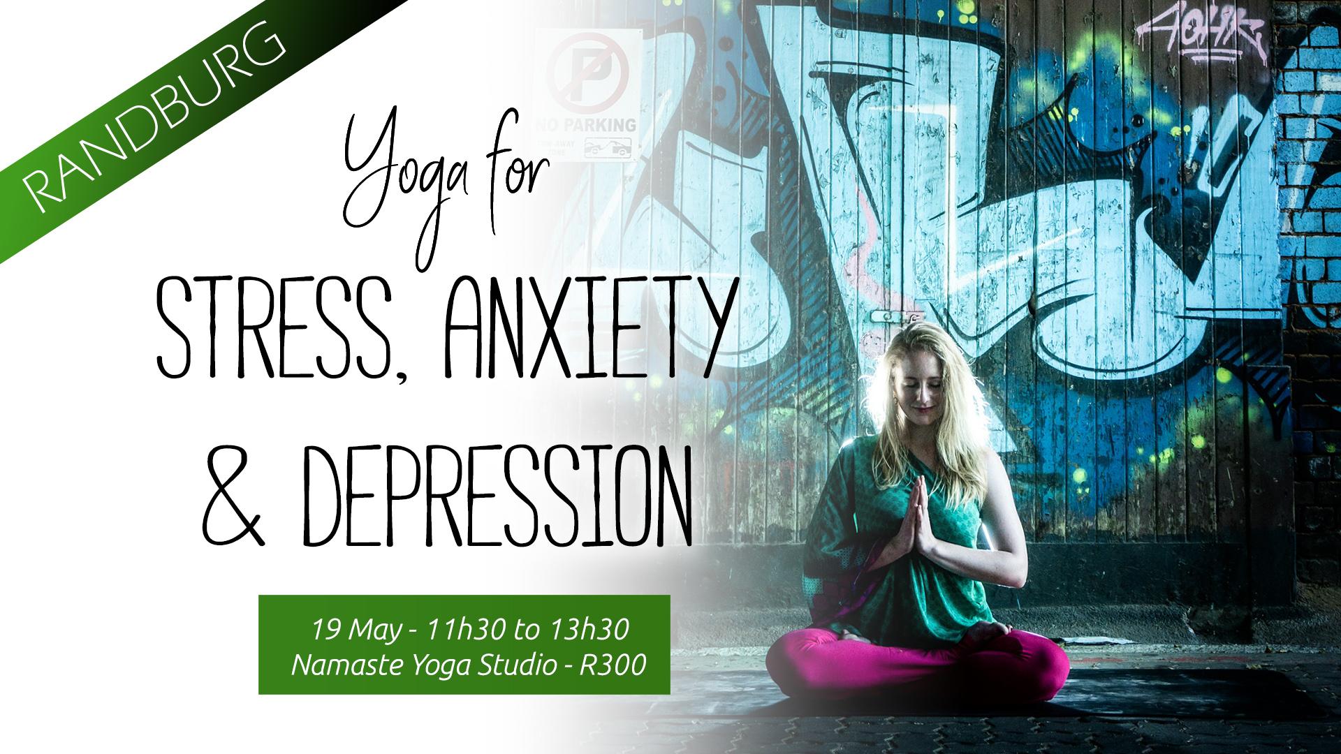 Yoga for SAD - NAMASTE YOGA