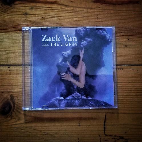 ZACK VAN & THE LIGHTS DEBUT EP
