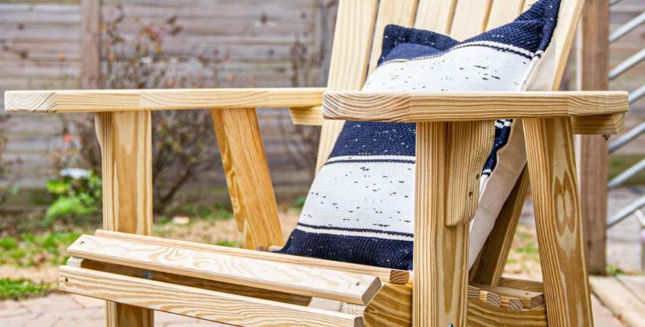Pine - Adirondack Chair