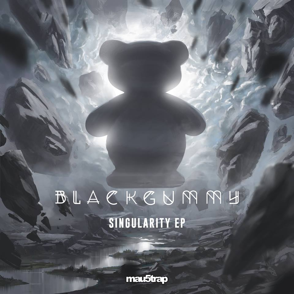 BlackGummy Singularity EP