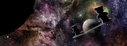 Seesaw on Saturn