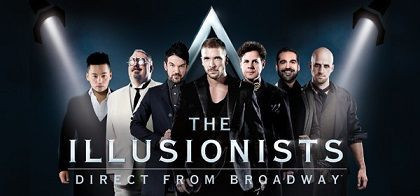 The Illusionists: Direct from Broadway (Perth, Australia)