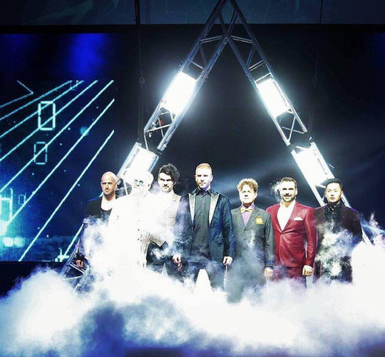 The Illusionists show opening