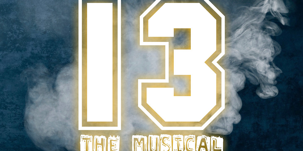 13 THE MUSICAL - 2.30PM