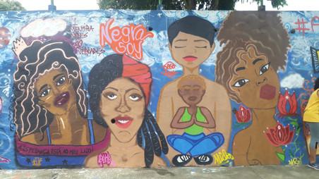 #AfroGrafiteiras 2018: Turmas Iniciantes - Módulo 6