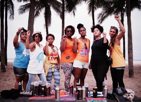 #FundoNAMI 2015: Marcha das Mulheres Negras