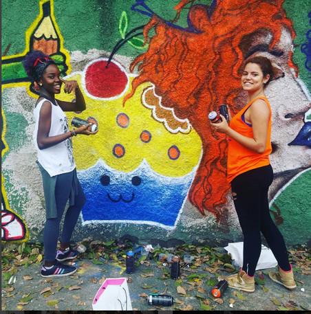 FundoNAMI 2016: Sopa de Letras no CIEP Tancredo Neves